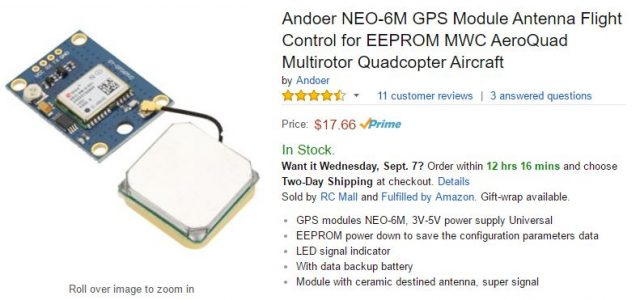 neo-60 gps 1pps