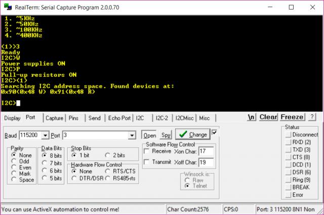 Python Event Driven Serial
