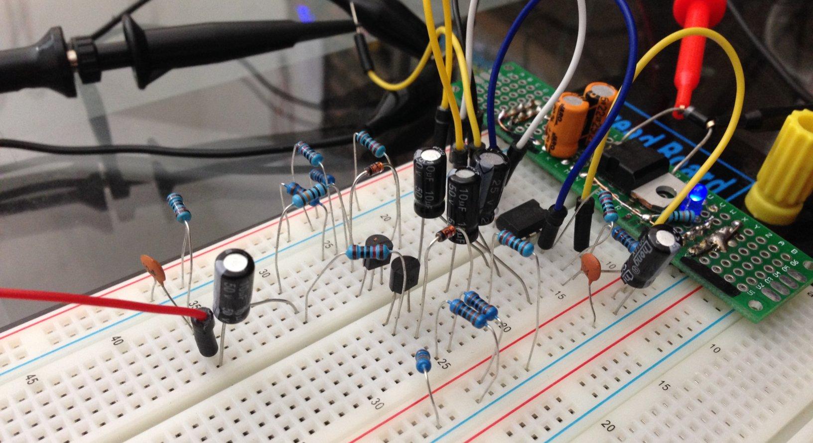 Action Potential Generator Circuit – SWHarden.com